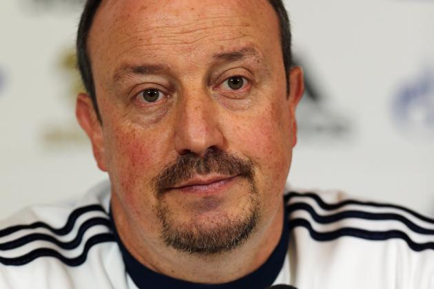 Rafael Benitez Says He Will Continue to Rotate His Chelsea Players If Necessary