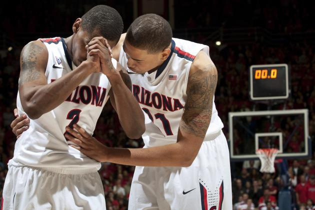 NCAA Basketball: Were the Referees in the Arizona Game Influenced by the Crowd?