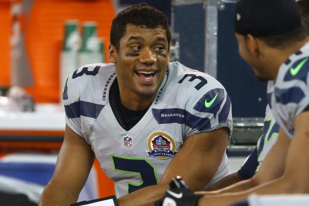 Seahawks QB Wilson Ready for Big Stage in Playoffs