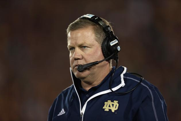 Notre Dame Football Recruiting: Future Irish Players to Watch This Weekend