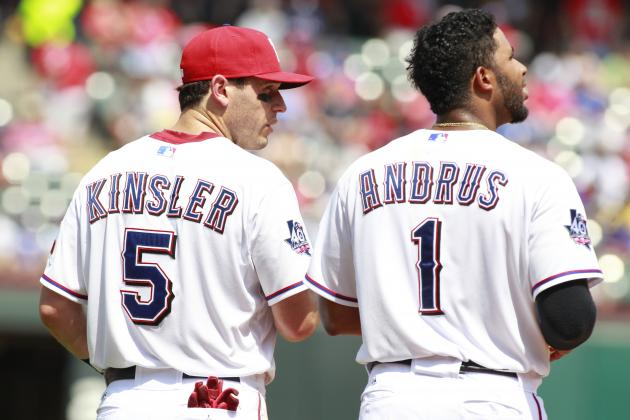 Is Ian Kinsler, Elvis Andrus or Jurickson Profar the Rangers' Best Trade Chip?