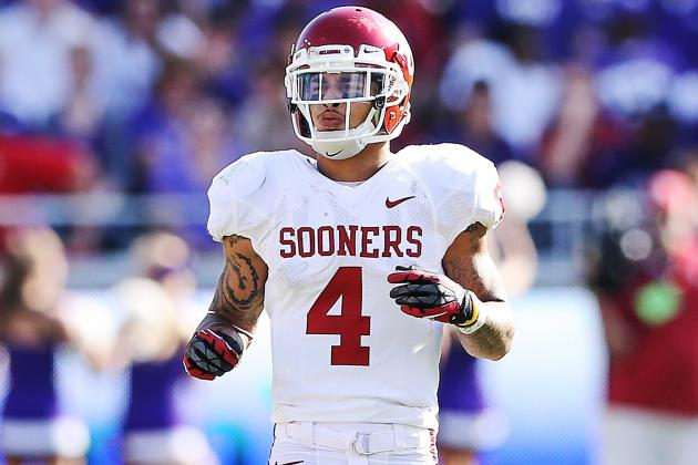 Sooners' Receiver Kenny Stills Says He's OK with Kids Copying His Hairdo
