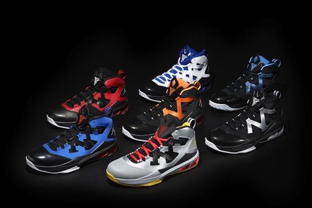 Jordan Brand Officially Launches Melo M9 (KICKS)