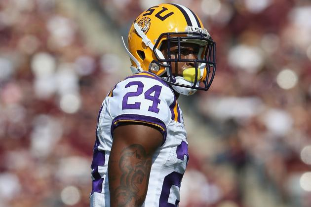 Tharold Simon the Latest to Leave LSU Early