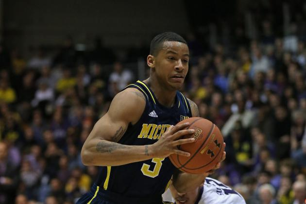 Michigan's Trey Burke Impresses Iowa Coach