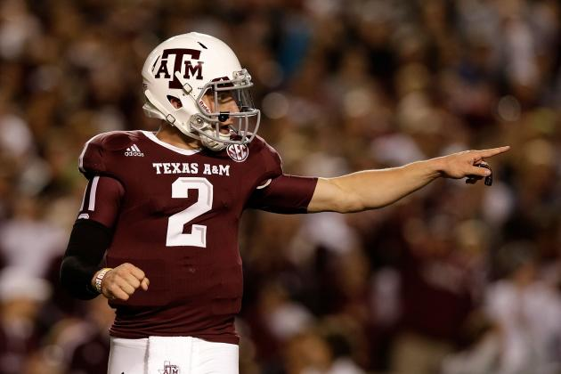 Johnny Heisman Back to Johnny Football