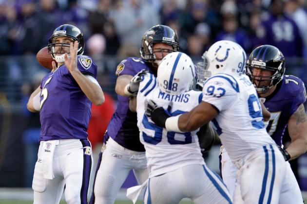 Indianapolis Colts vs Baltimore Ravens: Live Score, Highlights and Analysis