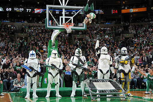 Star Wars Night Will Be Amazing for Few Detroit Pistons Fans Who Actually Go