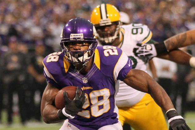 Sign in Packers Bar Taunts Adrian Peterson for Just Missing Record
