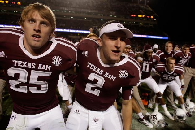 Cotton Bowl 2013: Texas A&M Will Beat Oklahoma in Epic Shootout