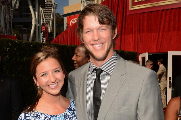 Clayton and Ellen Kershaw Back in Africa Working on Orphanage