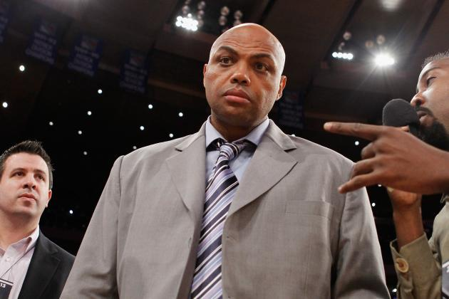 Charles Barkley Hates on LA Lakers NBA Title Chances