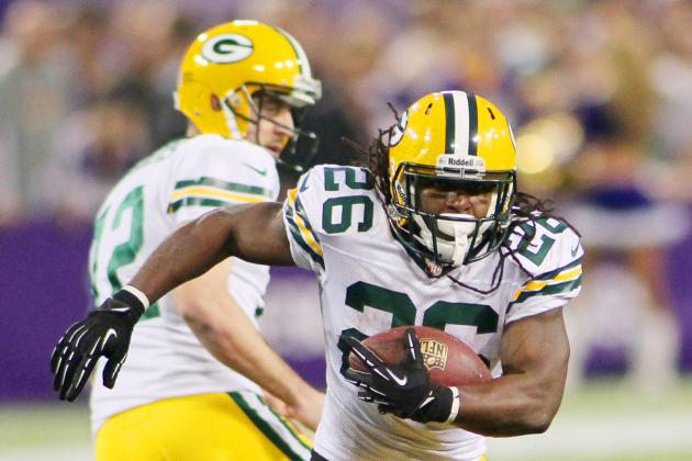 Harris Revives Packers Run Game at Perfect Time