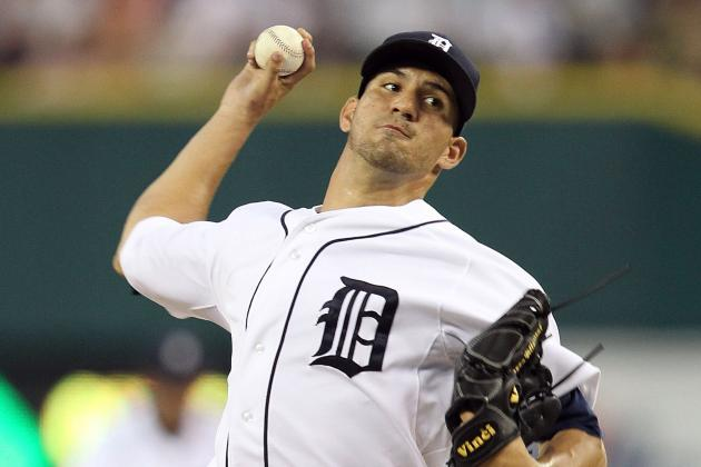 Report: Detroit Tigers Shut Down Reliever Villarreal Until Spring Training