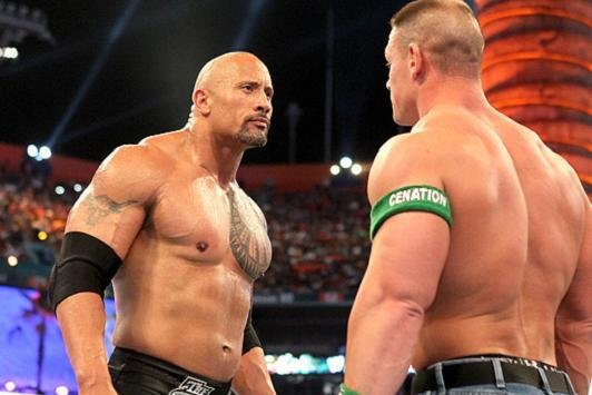 WWE: John Cena Can Only Face the Rock at WrestleMania 29
