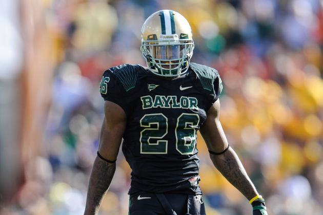 Report: Ahmad Dixon Returning for Senior Season at Baylor