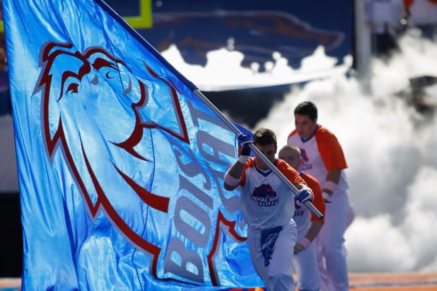 Navy AD Calls Boise State Deal 'Outrageous'