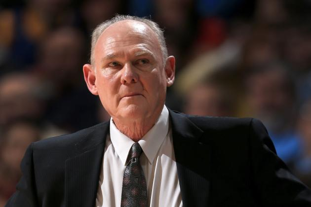 George Karl: Nuggets Embarrassed Themselves in Loss to Timberwolves