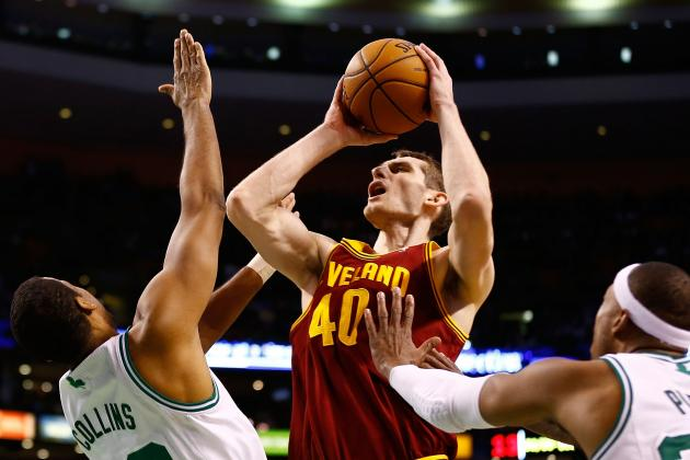 Former Tar Heel Tyler Zeller Still Adjusting His Game to Fit Pros
