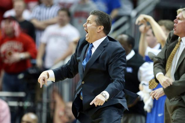 New Potential Transfer Could Help Calipari, UK