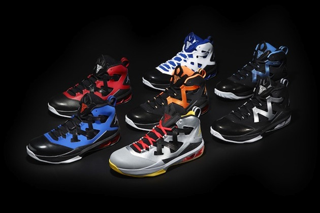 Breaking Down New Jordan Melo M9 Shoes