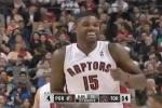 Raptors' Amir Johnson Blatantly Double-Dribbles, Refs Refuse to Care