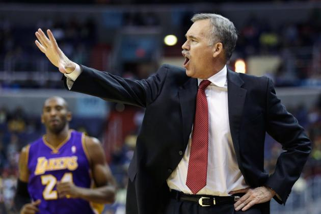 Mike D'Antoni Appreciates Kobe Bryant's Honest State of the Team Analysis