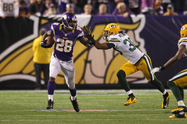 Vikings vs. Packers: How Can Green Bay Shut Down Adrian Peterson?