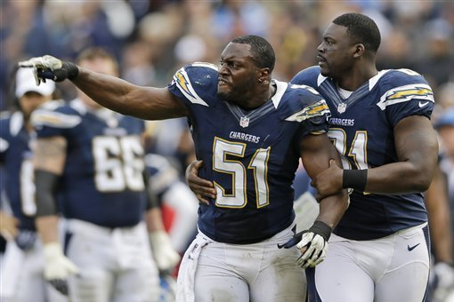 Takeo Spikes and Mike Goodson Fined $7,875 for Fighting