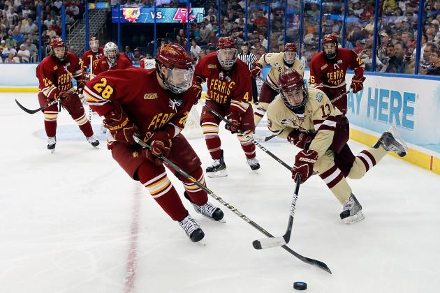 Gaudreau's Elite Talent Display Has Flames Brass Excited, but Not Surprised