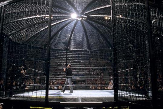 Elimination Chamber 2013: Poster Leaked Online Reveals Six Participants