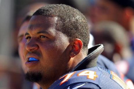 OL Chris Williams Fined $7,875 for Late Hit