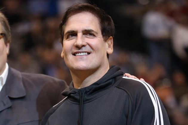 Mark Cuban Notes 13th Anniversary of Purchasing Mavs