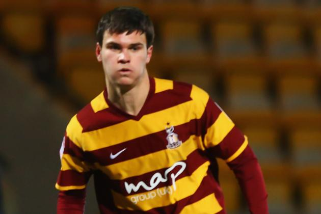 Bradford City Extend Loan Deal of Newcastle Defender Curtis Good