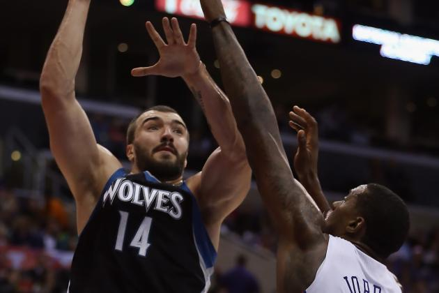 Blazers to Go After Pekovic as Free Agent?