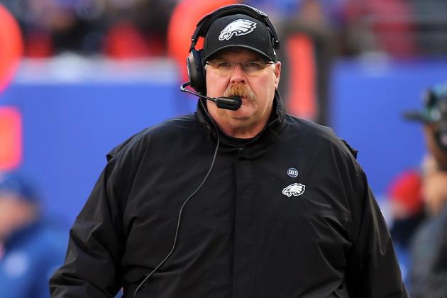 Andy Reid Hired by Kansas City Chiefs