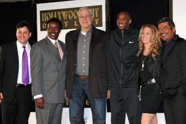 Phil Jackson and Jeanie Buss Engaged: Twitter Reacts to Impending Nuptials