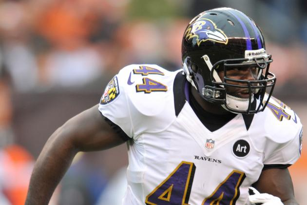 Ravens' Injury Report: Leach Probable