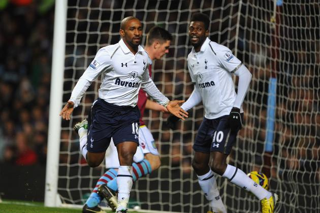 Defoe, Adebayor and the Journey of Tottenham Hotspur's Strike-Force Since 2004