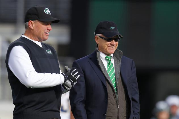 Report: Jets Telling GM Candidates They Can't Fire Rex Ryan