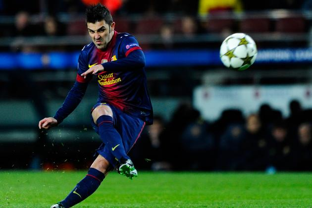 Villa Set to Plead with Barcelona to Let Him Go as Striker Eyes Move to Arsenal