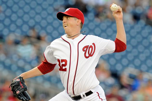 2013 Milwaukee Brewers: Why Tom Gorzelanny Could Be Key to Team's Rotation
