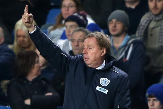 Harry Redknapp Targets Jake Livermore and Mohamed Diame