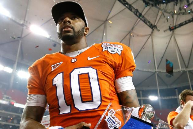 "Tajh Boyd's Father Says Son Still ""likely"" to Return for Senior Year"