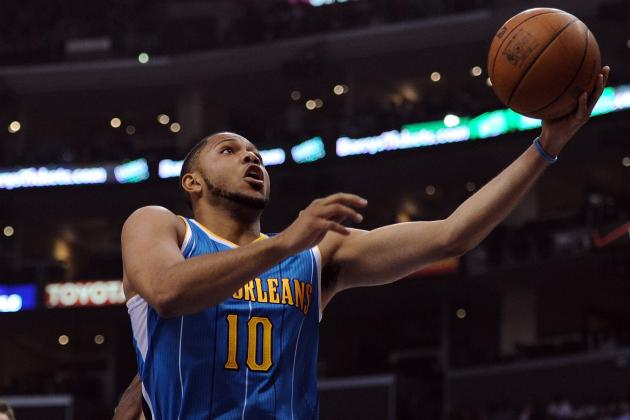 Eric Gordon's Minutes Will Bump Up Slightly Saturday Against Dallas Mavericks