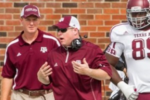 Report: A&M Assistant One of Five to Interview for Nevada Vacancy