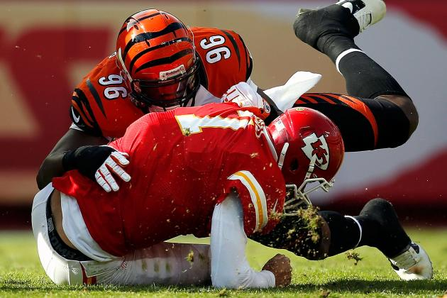 NFL Draft 2013: Why Kansas City Chiefs Shouldn't Draft a QB with the 1st Pick