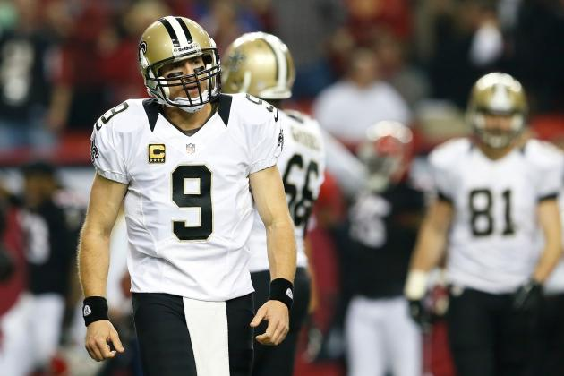 Which Players Made the Grade for New Orleans Saints in 2012?