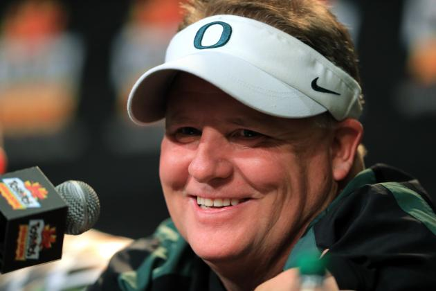 Oregon Coach Chip Kelly Turns Down Cleveland Browns Head Coaching Job