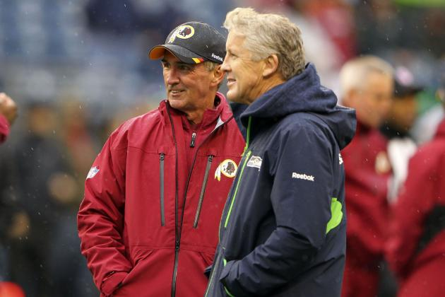 Seattle Seahawks vs. Washington Redskins: Preview & Prediction